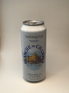 Unibroue - Blanche De Chambly (16oz Can)